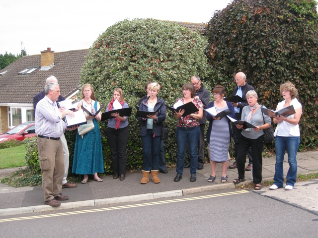 A Suburban Serenade, credit: Sue Fallows