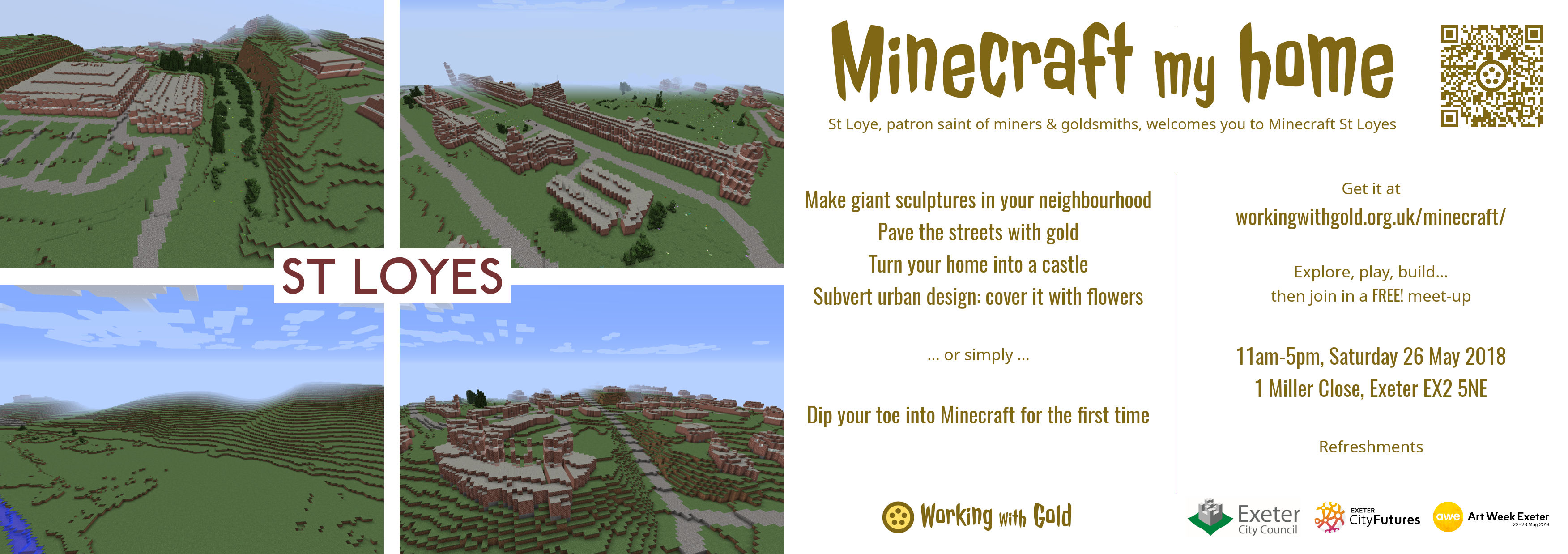 """Minecraft my home"""