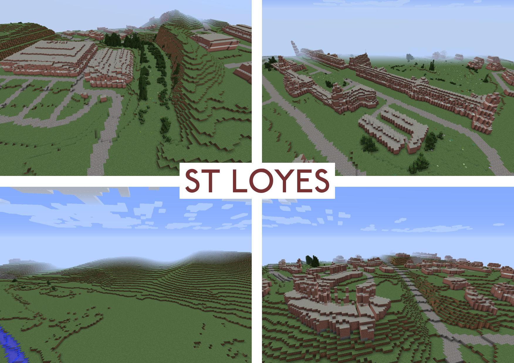 Visit St Loyes!