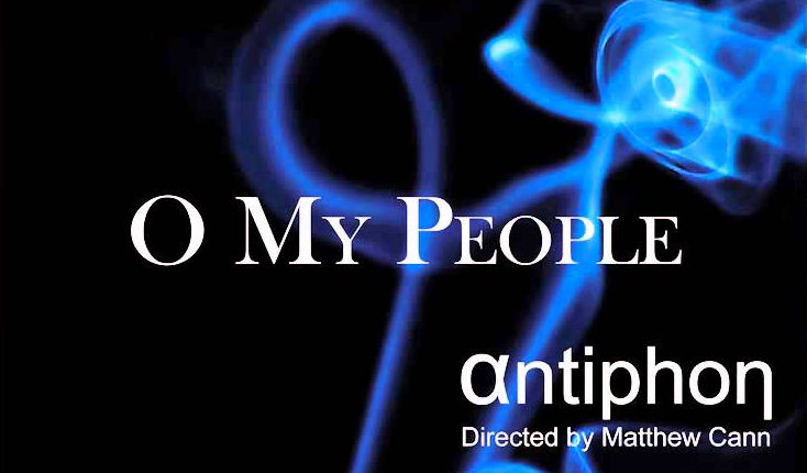 Antiphon O My People, recorded August 2015 in the Lady Chapel, Exeter Cathedral