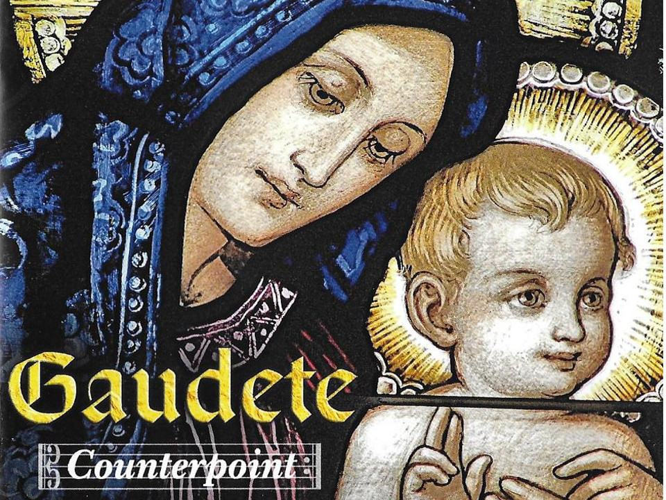 Counterpoint Gaudete, recorded 2012 in St Michael's Church Mount Dinham