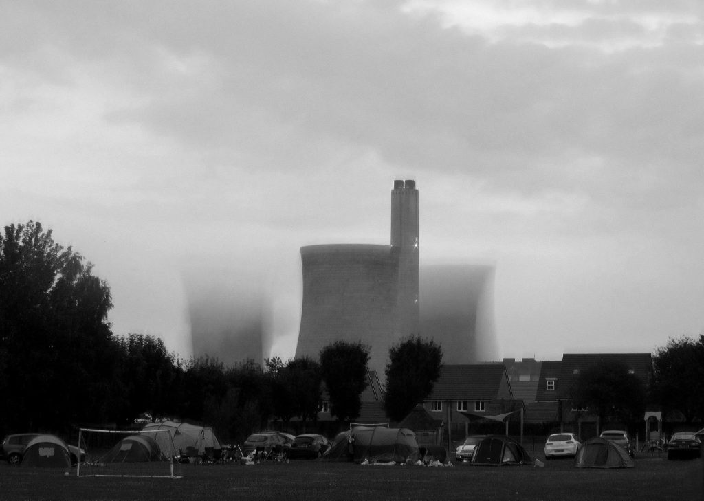 Didcot Power Station demolition - The Social Landscape of Didcot