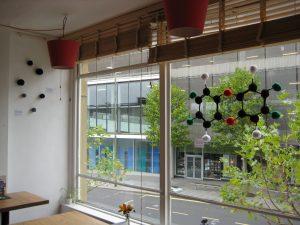 Particulart, Real Food Store café, 13 October to 29 November 2014