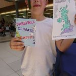 One possibility for our future climate - #ExeterClimateHope at Think...Art featuring Little colouring books