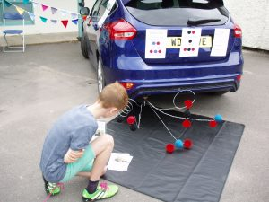 Particulart: Exhausted, Test Drive the Future, Low Carbon Oxford Week, 19 June 2016