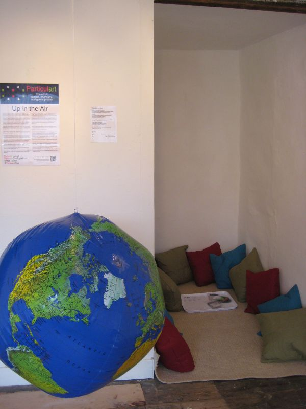 Exhibition interpretation, our fragile planet, and the games alcove