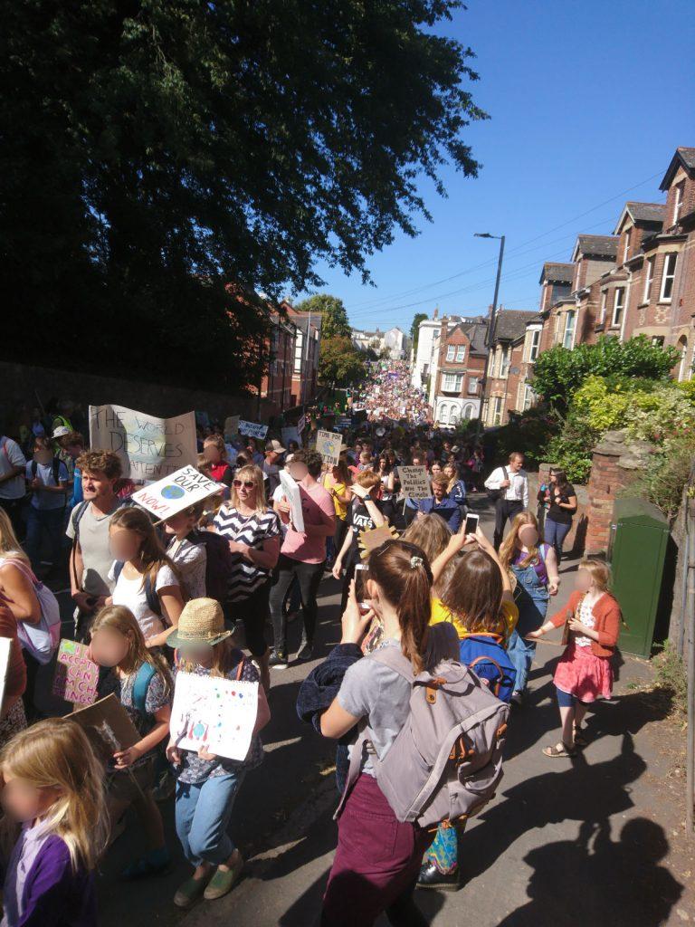 Exeter #ClimateStrike 20 Sep 19
