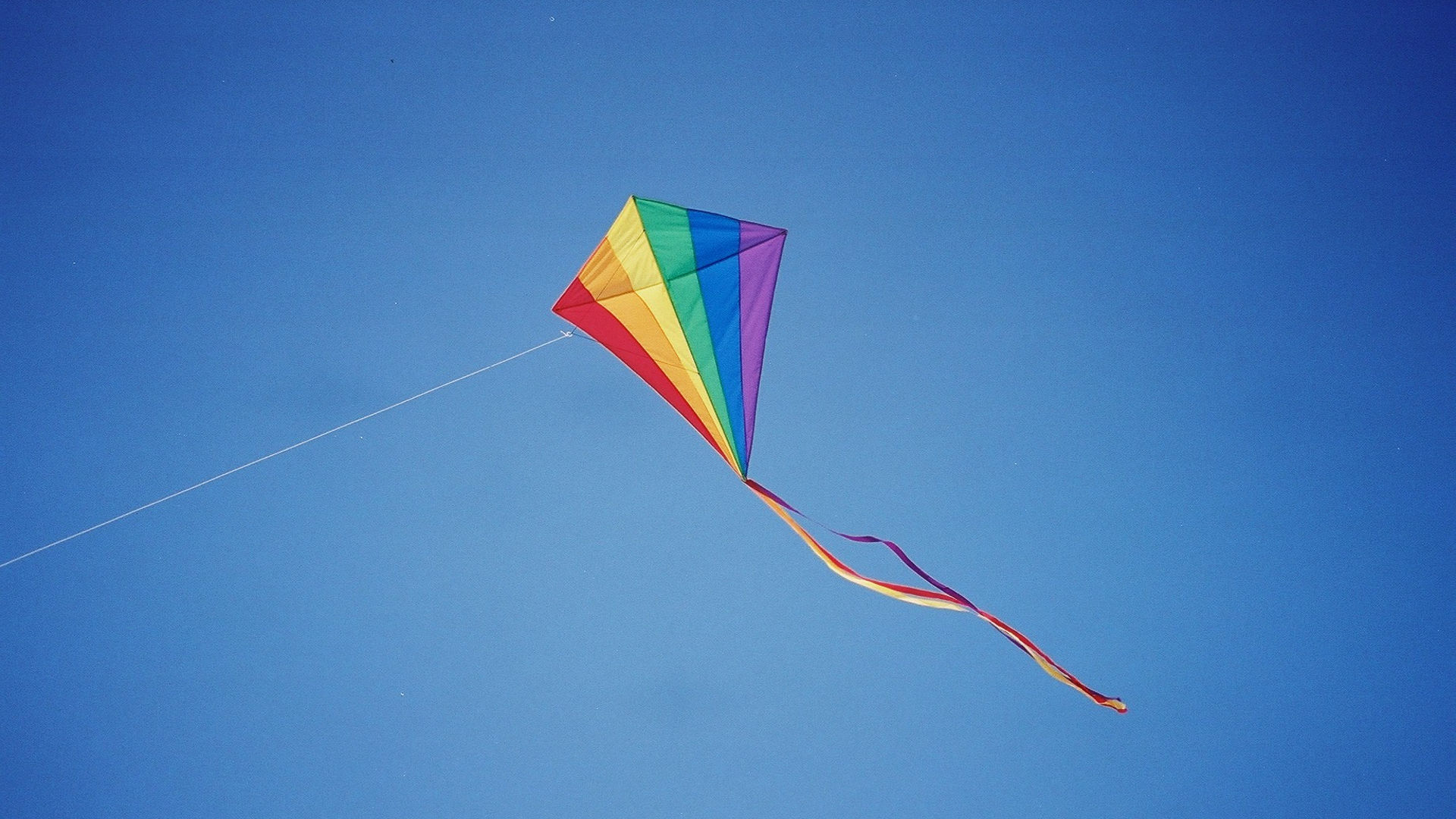 Kite flying. Photo credit: Sandra Morais on FreeImages.