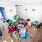 Knit-your-own carbon dioxide workshop