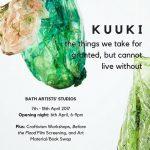 """""""Kuuki"""", Bath 2017"""