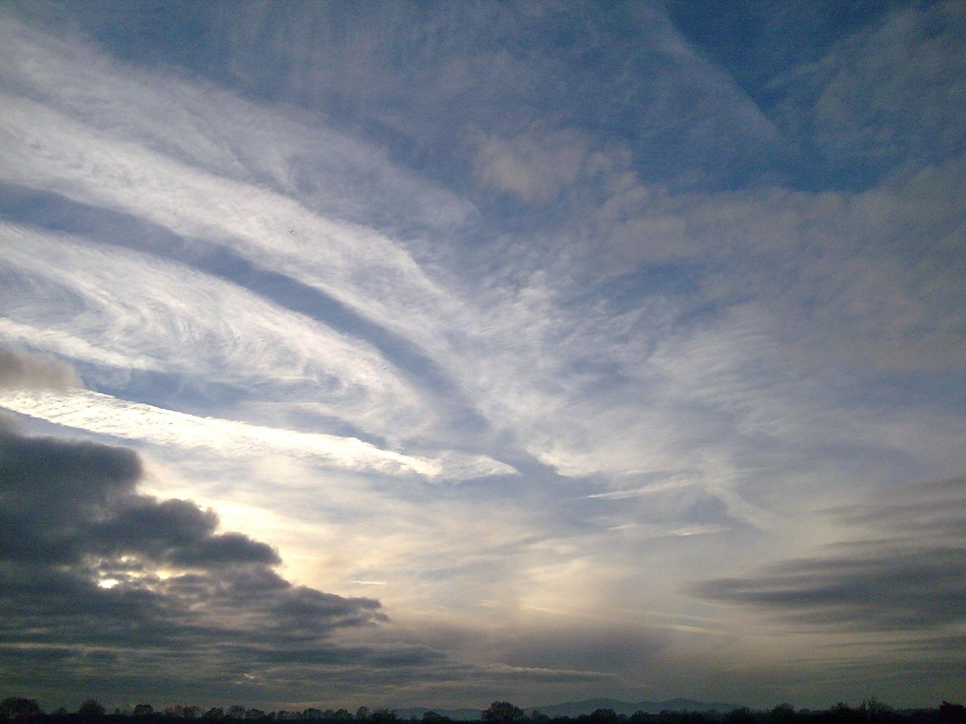 Malvern sky