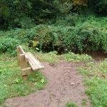 Bench-planting