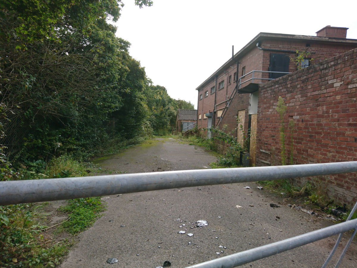 Much of the area by Polsloe Bridge could do with some love