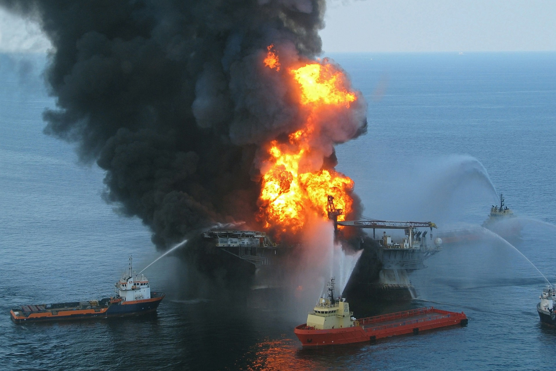 "BP has been found ""grossly negligent"" in the lead-up to Deepwater Horizon. Credit: skeeze on Pixabay"