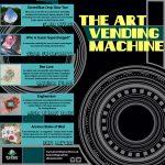 Poster for November artwork, Art Vending Machine at Exeter Phoenix. Image source: artvendingmachine.co.uk.