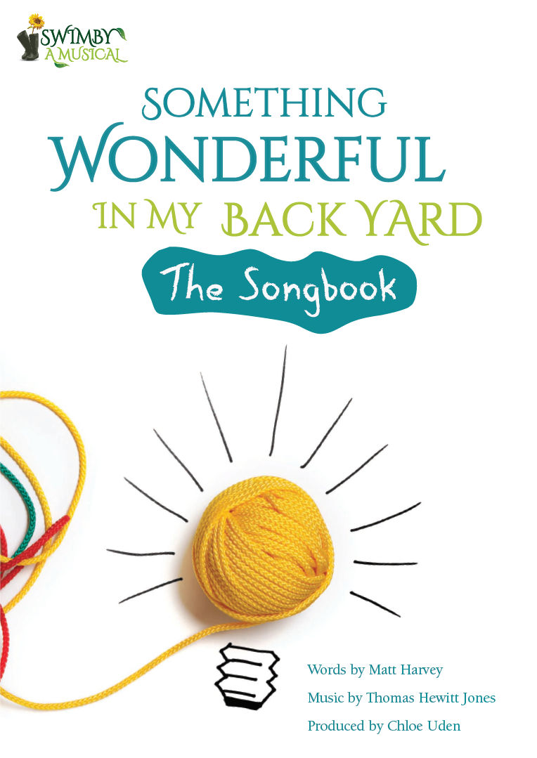 """Something Wonderful in My Back Yard: The Songbook"", Quixotic Press, 2015."