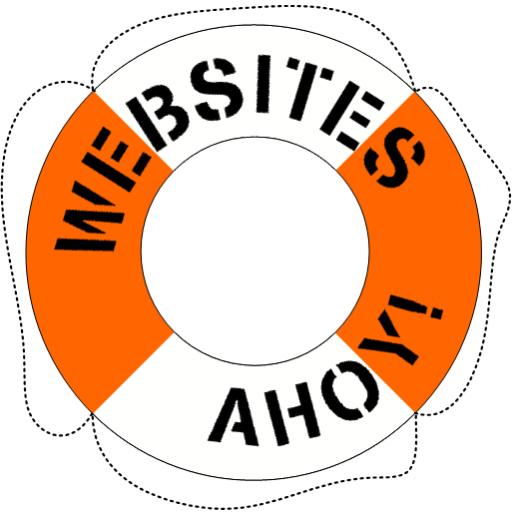 Websites Ahoy! Hassle-free website design & development