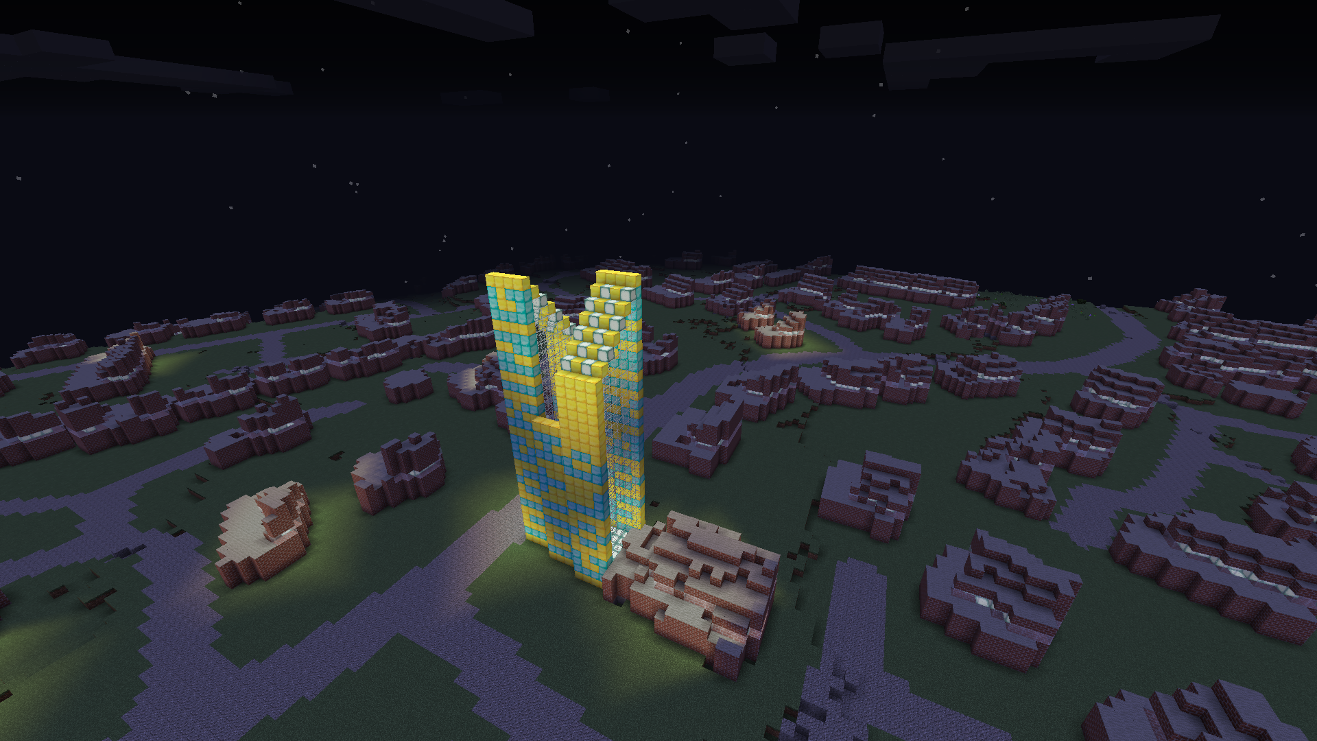 Working with Gold Towers