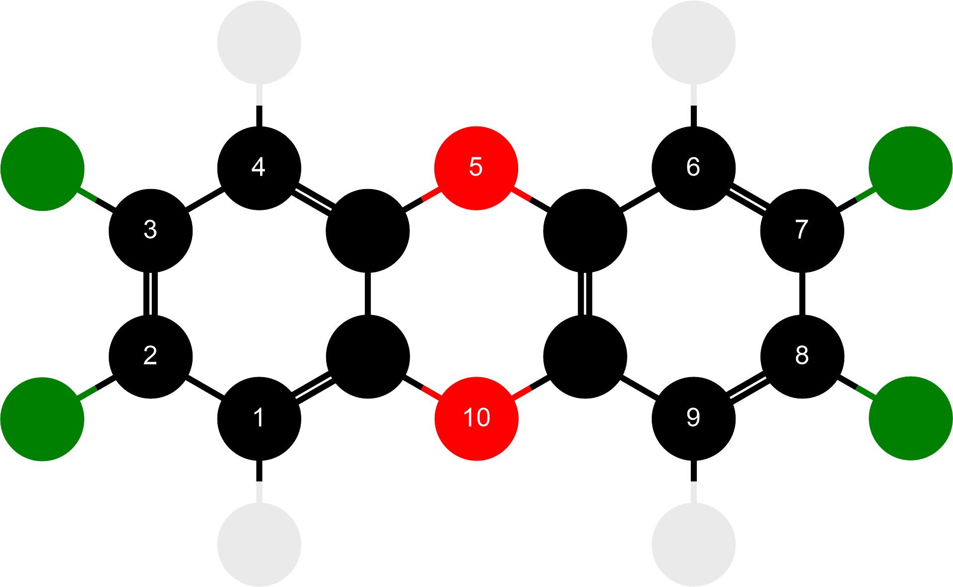 2,3,6,7-Tetrachlorodibenzo-para-dioxin